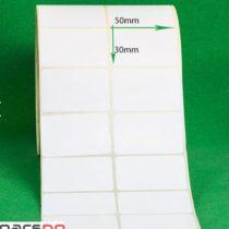 لیبل پی وی سی 3 × 5