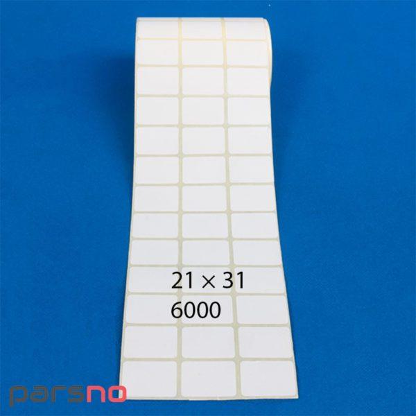 لیبل pvc سایز 21 × 31