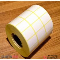 لیبل PVC سایز 35 × 25