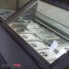 تاپینگ بستنی 9 لگن تهران سرد