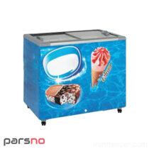 فریزر بستنی 300 لیتری Gdike