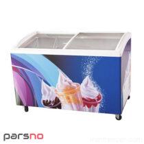 فریزر بستنی 600 لیتری Gdike