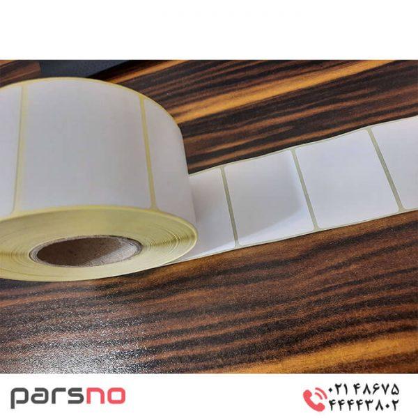 لیبل حرارتی 500 تایی 40×50