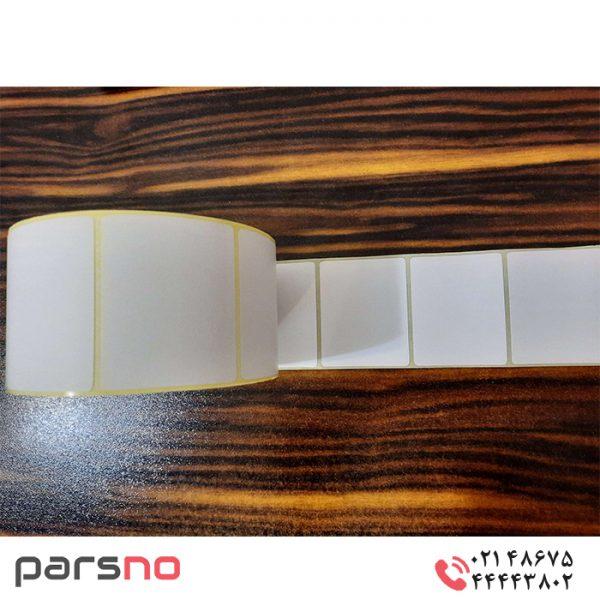 لیبل حرارتی 750 تایی سایز 50×40